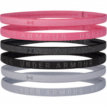 under armour Heather Mini Headband 6Pk 1311044-668