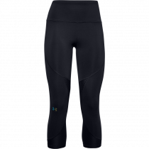 under armour Rush Side Piping Crop-Blk 1356378-001